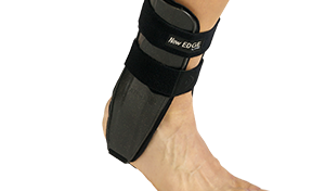 ANKLE BRACE WITH TWO RIGID SHELLS #19
