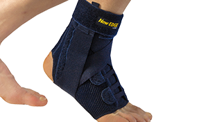 SALTO Ankle stabilizer for inversion and eversion control #17