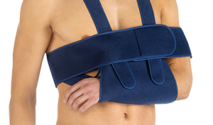 ARM AND SHOULDER IMMOBILIZER #406