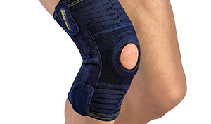 Patella stabilizer (MCL-LCL) with hole #42