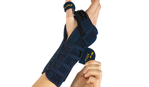THUMB AND WRIST SPLINT #034