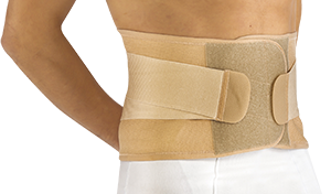 LUMBAR BELT WITH ADDITIONAL STRAPS (h 24) #545