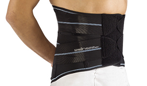 MAN LUMBOSACRAL WELLNESS CORSET #552